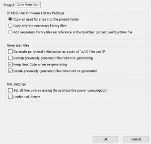 STM32CubeMx_code_generation